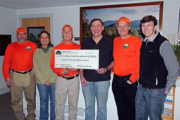 ADKhighpeaks Foundation supports Search and Rescue of the Northern Adirondacks
